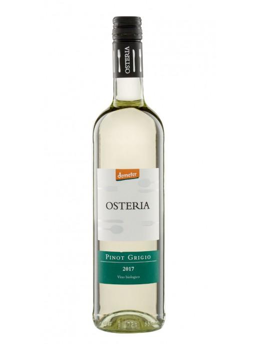 Pinot Grigio,biele, polosuché,bez histamínu,DEMETER,r2020,0.75l