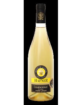 Chardonnay Classic nefiltrované, biele, suché, bez histamínu, BIO, r2019, kosher, 0.75l