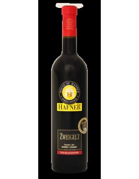 Zweigelt, červené, suché, bez histamínu, BIO, r2018, kosher, 0.75l