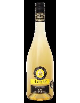 Frizzante DRY Yellow Muscat, biele, suché, bez histamínu, BIO, r2018, kosher, 0.75l