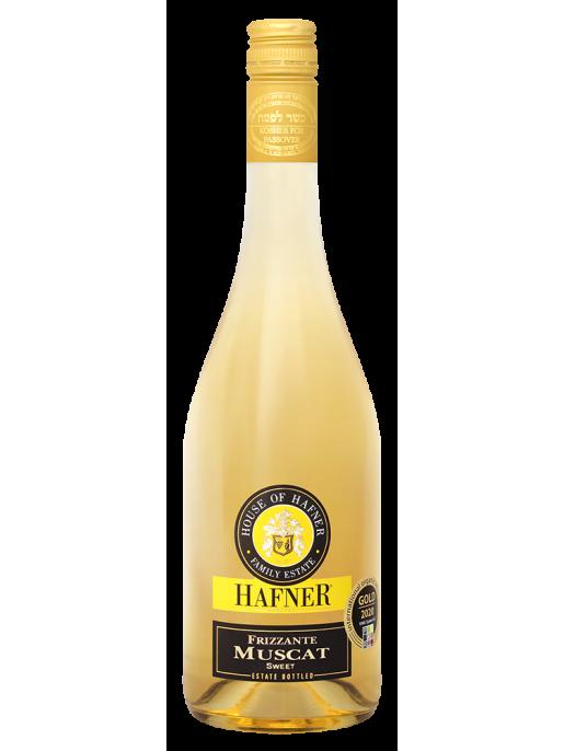Frizzante Muscat Sweet, biele,sladké, bez histamínu, BIO, r2019, kosher, 0.75l