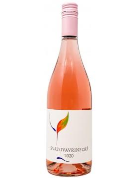 Svätovavrinecké - ružové,ružové,suché,r2020,0.75l