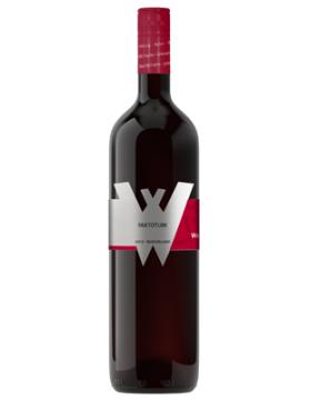 Faktotum rot,červené,polosladké,bez histamínu,BIO,r2017,0.75l