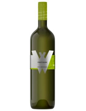 Pinot Blanc,biele,suché,bez histamínu,r2018,0.75l