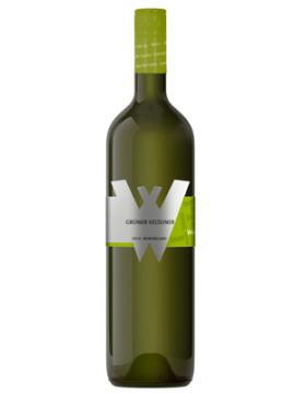 Veltlín zelený,biele,suché,bez histamínu,BIO,r2018,0.75l